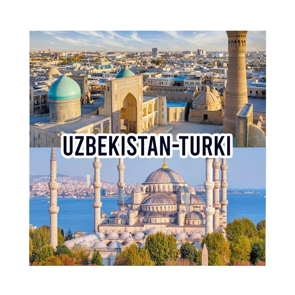 Uzbekistan Turki - Bonanza 2013/1