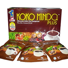 Koko Minda Plus - Pre Mix Cocoa Drink
