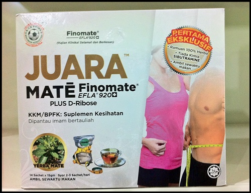 Juara Mate Finomate
