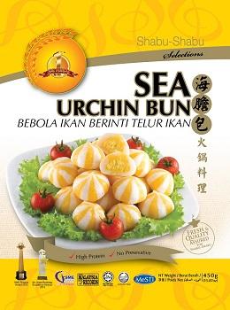 SEA URCHIN BUN