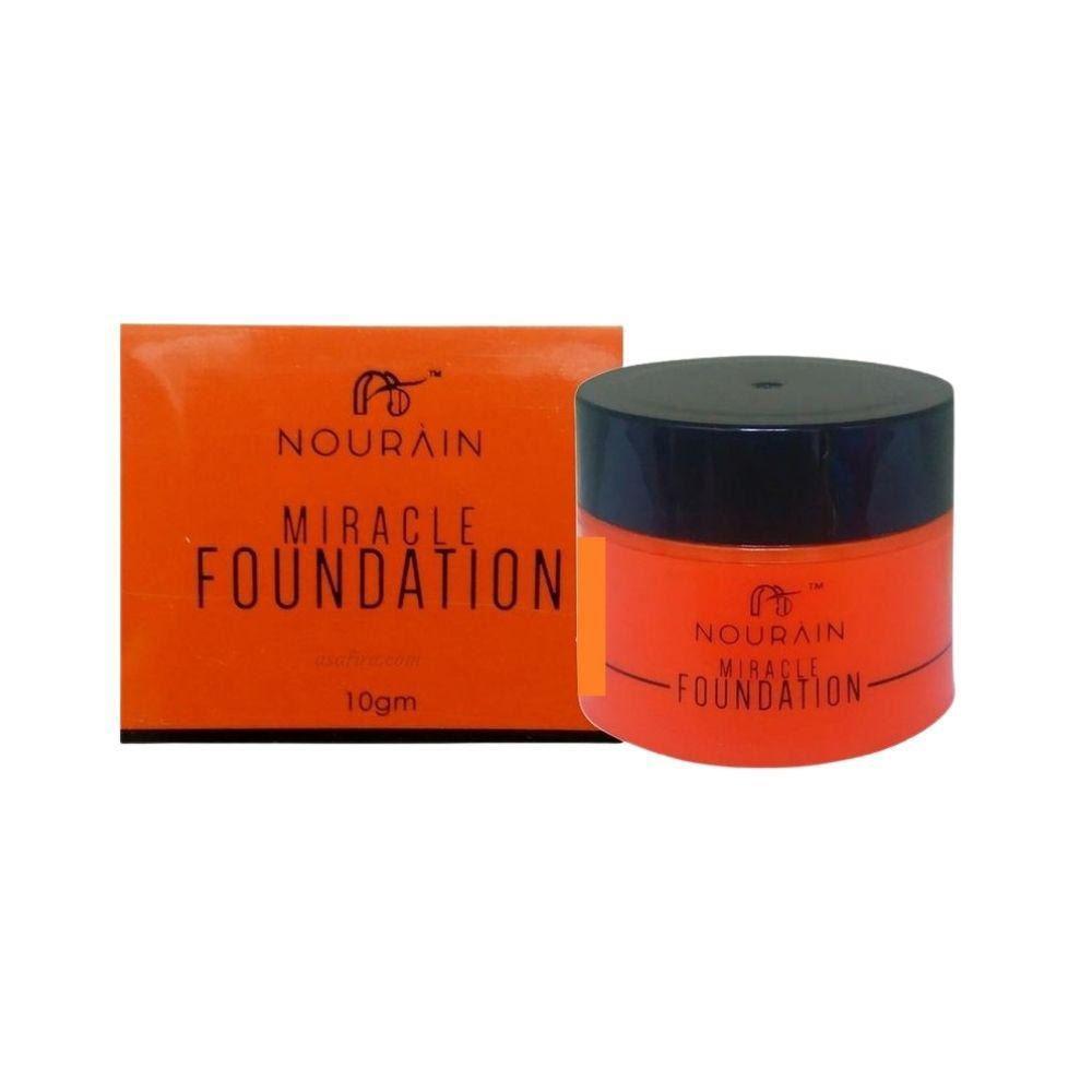 Nour Ain UV + Foundation