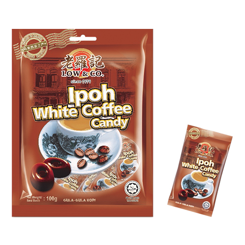 Low & Co Ipoh White Coffee Candy