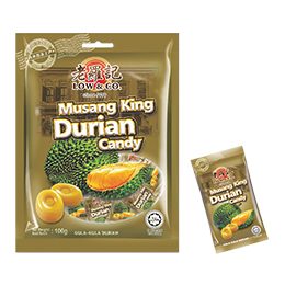 Low & Co Musang King Durian Candy
