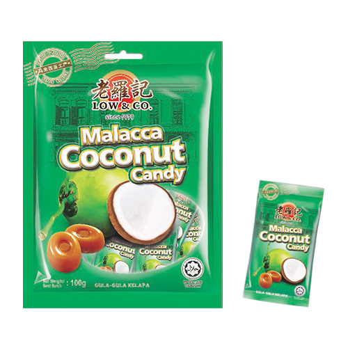 Low & Co Malacca Coconut Candy
