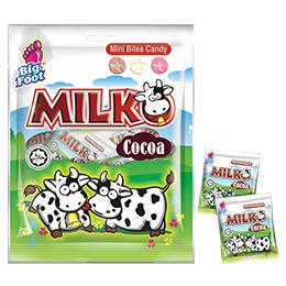 Milko Mini Bites Candy (Cocoa)