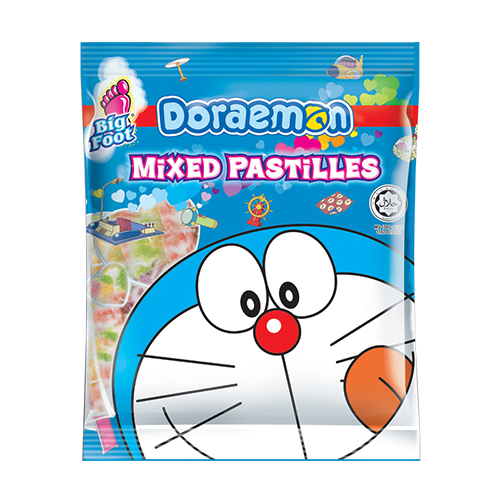 Doraemon Mixed Pastilles (350g)