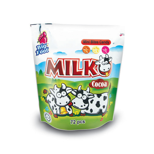 Milko Mini Bites Candy (72 pcs)