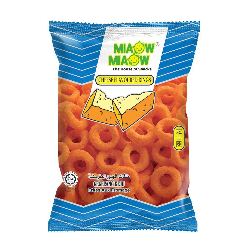 Miaow Miaow - Cheese Rings
