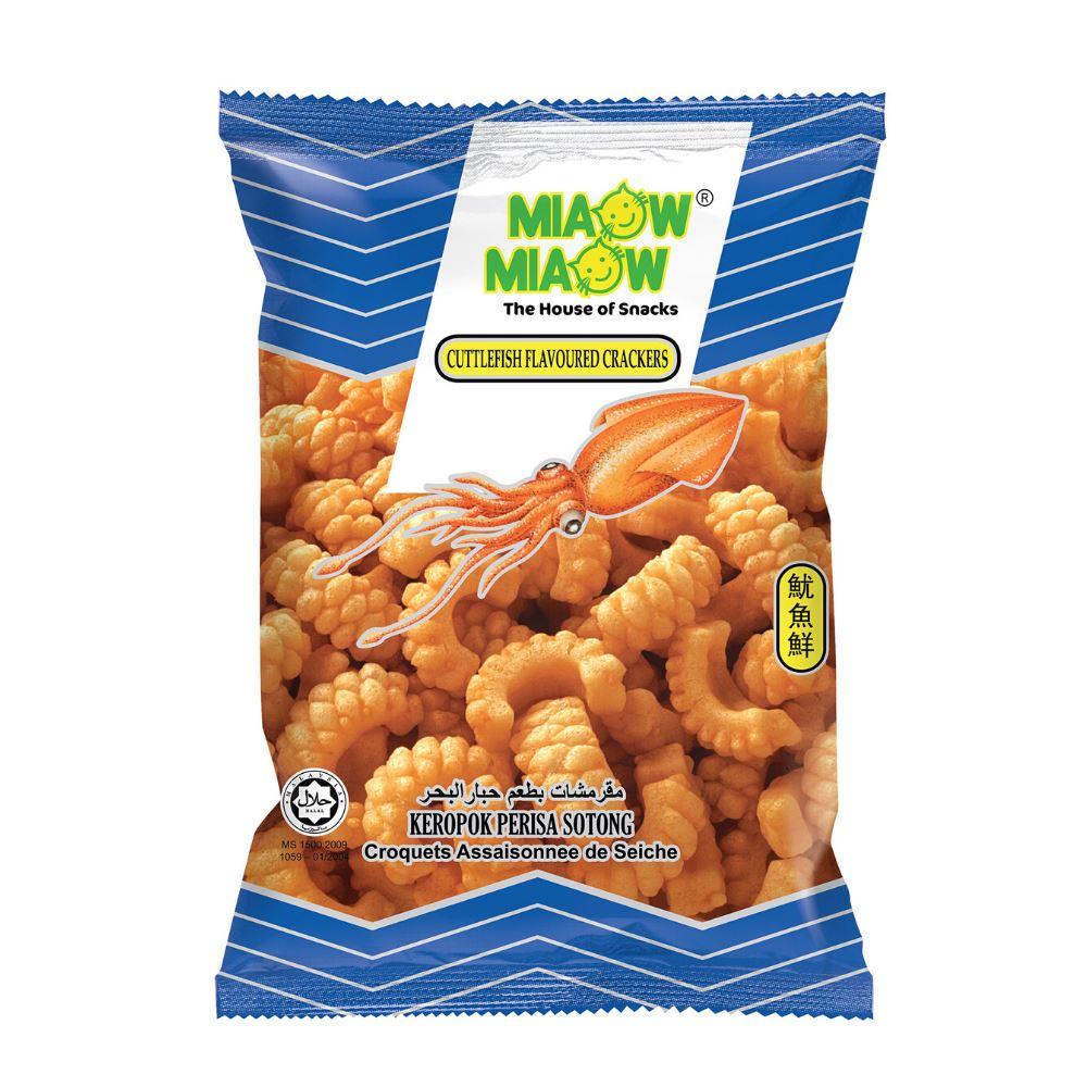 Miaow Miaow - Cuttlefish