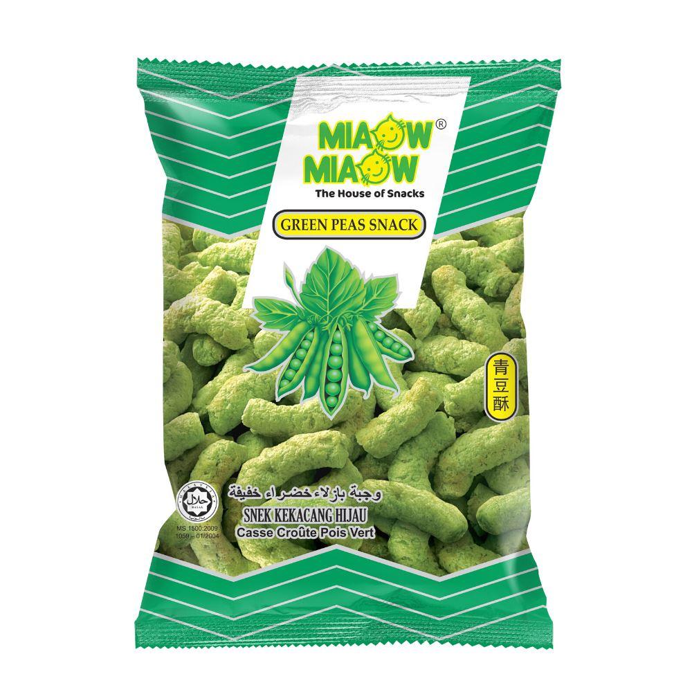 Miaow Miaow - Green Pea