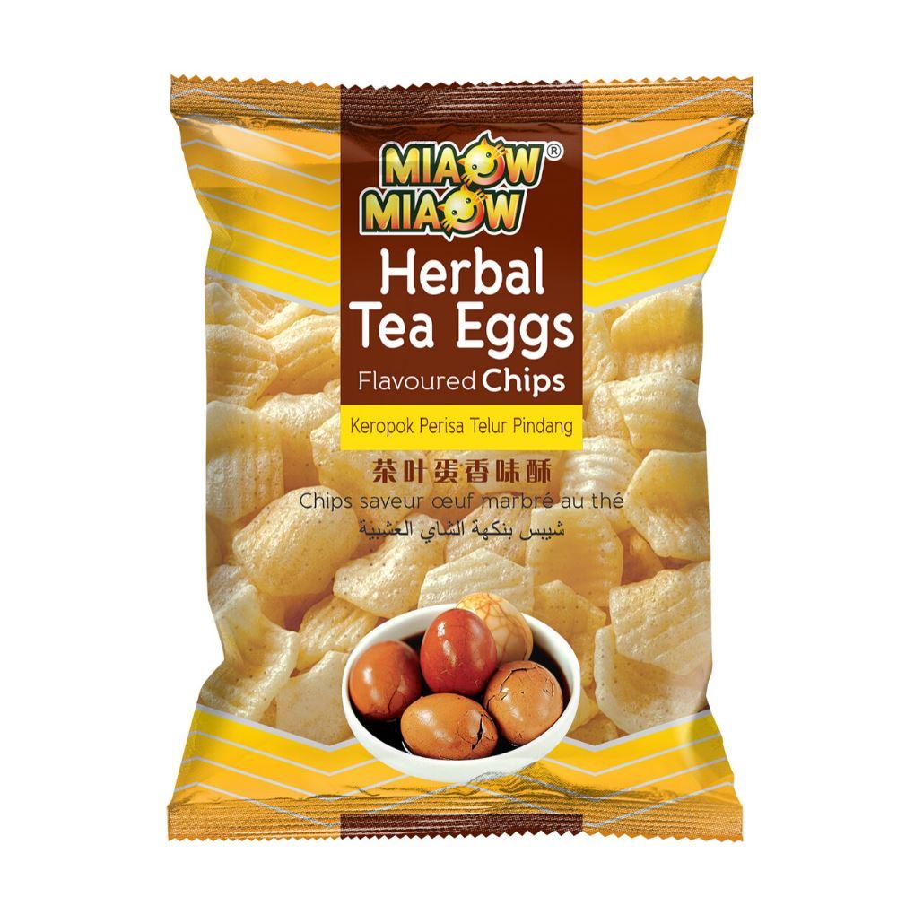 Miaow Miaow - Herbal Tea Egg