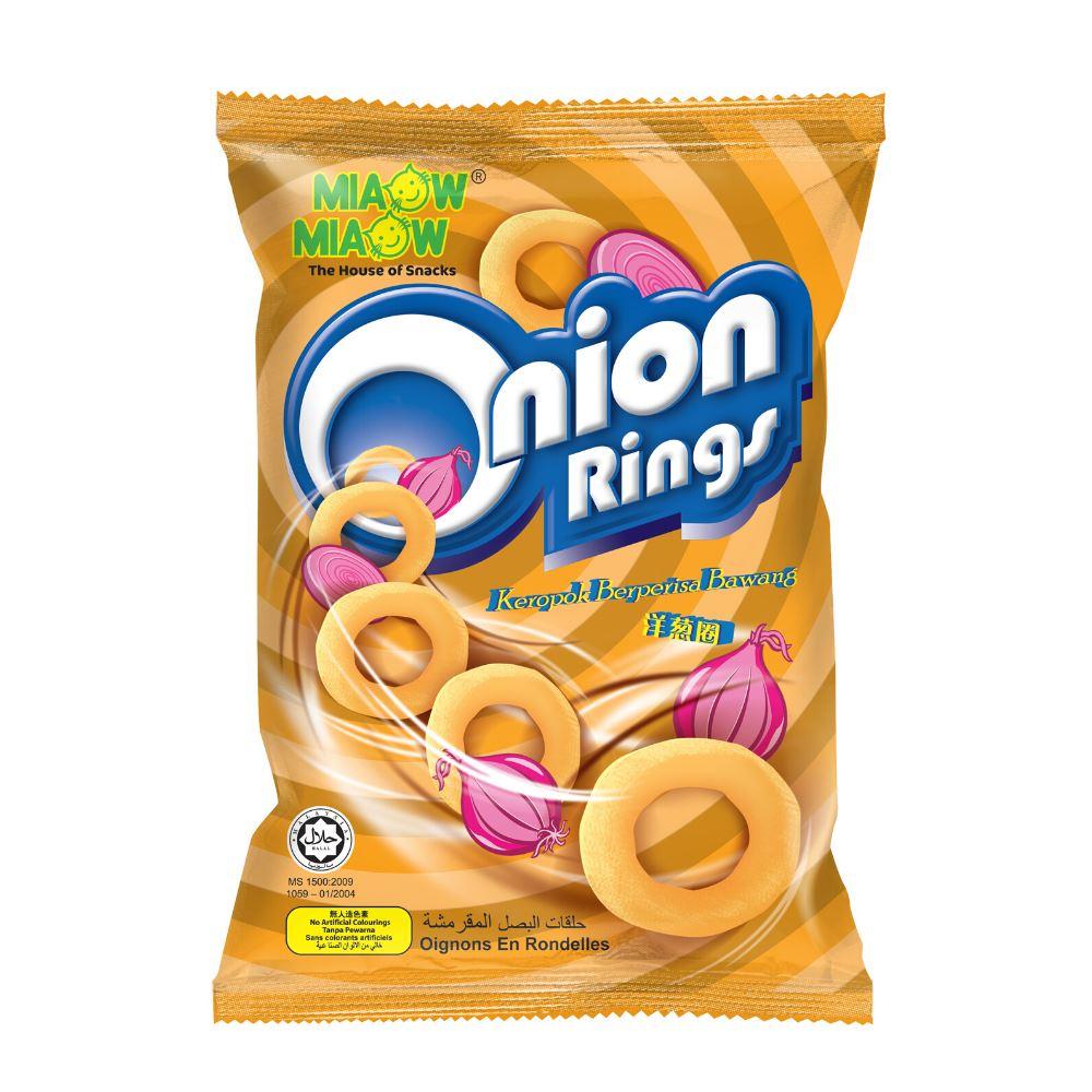Miaow Miaow - Onion Ring