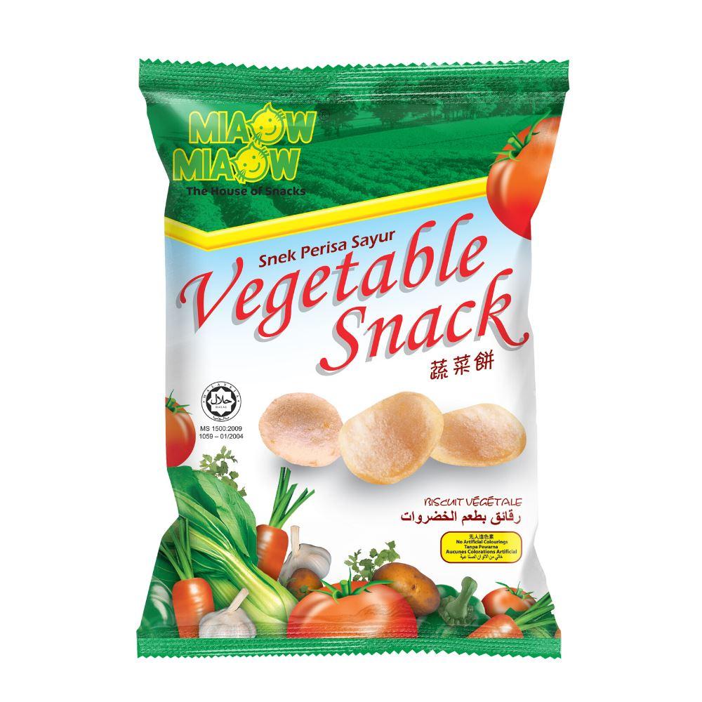 Miaow Miaow - Vegetable Snack