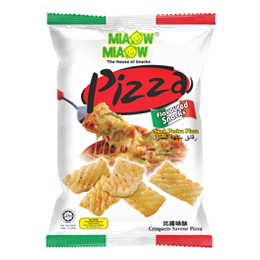 Pizza Flavoured Snacks