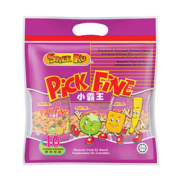 Pick Fine Green Peas & Prawn Flavour