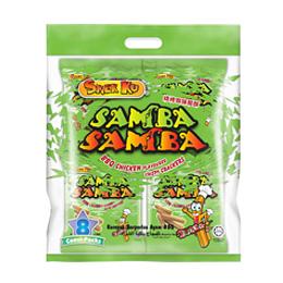 Samba Samba BBQ Chicken Flavour