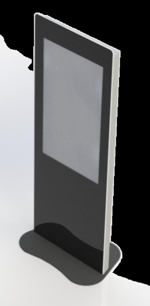Vertical Digital Standee Kiosk