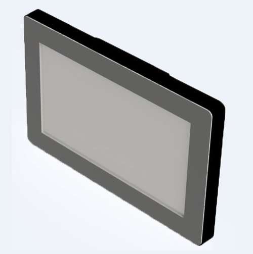 Industrial Touch Screen Monitor with build in PC
