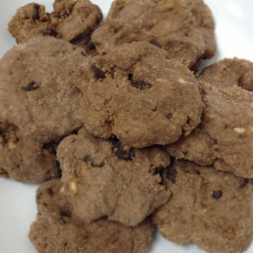 Chocolate Chip With Oat Cookies