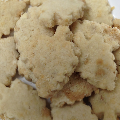 Crispy Coconut Cookies