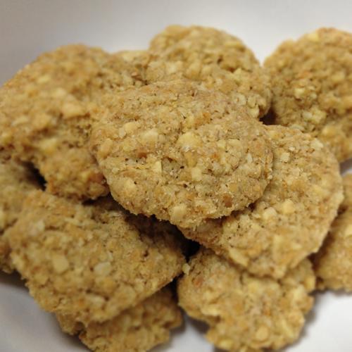 Nestum With Oats Cookies