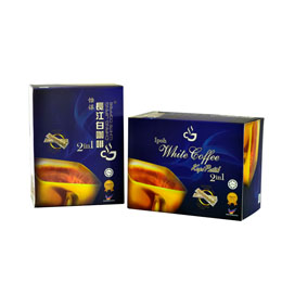2 in 1 Premix White Coffee