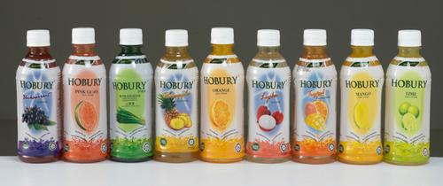 Hobury RTD Fruit Drink