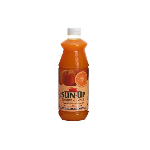 Orange & Peach Fruit Juice Base Concentrate