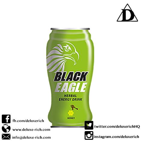 Black Eagle Herbal Energy Drink