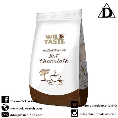 Wild Taste Powdered Hot Chocolate