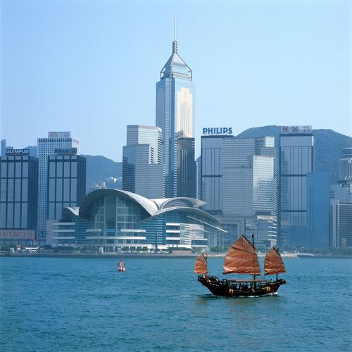 5D4N HONG KONG - SHENZHEN PACKAGE