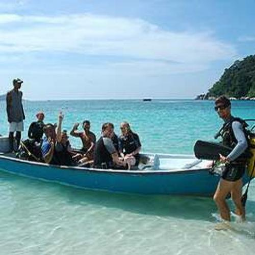 2 DAYS 1 NIGHT PERHENTIAN ISLAND PACKAGE