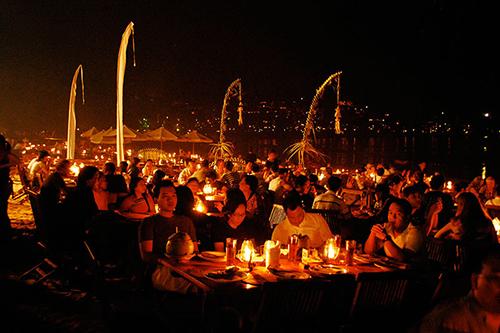 4D3N Bali Romantic Jimbaran Beach