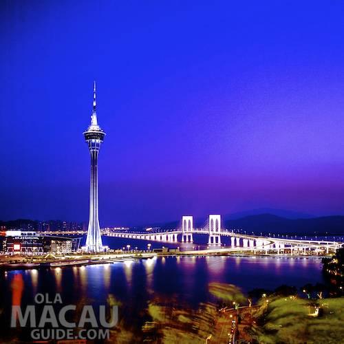 5D4N HONG KONG ~ MACAU ~ ZHUHAI TOUR