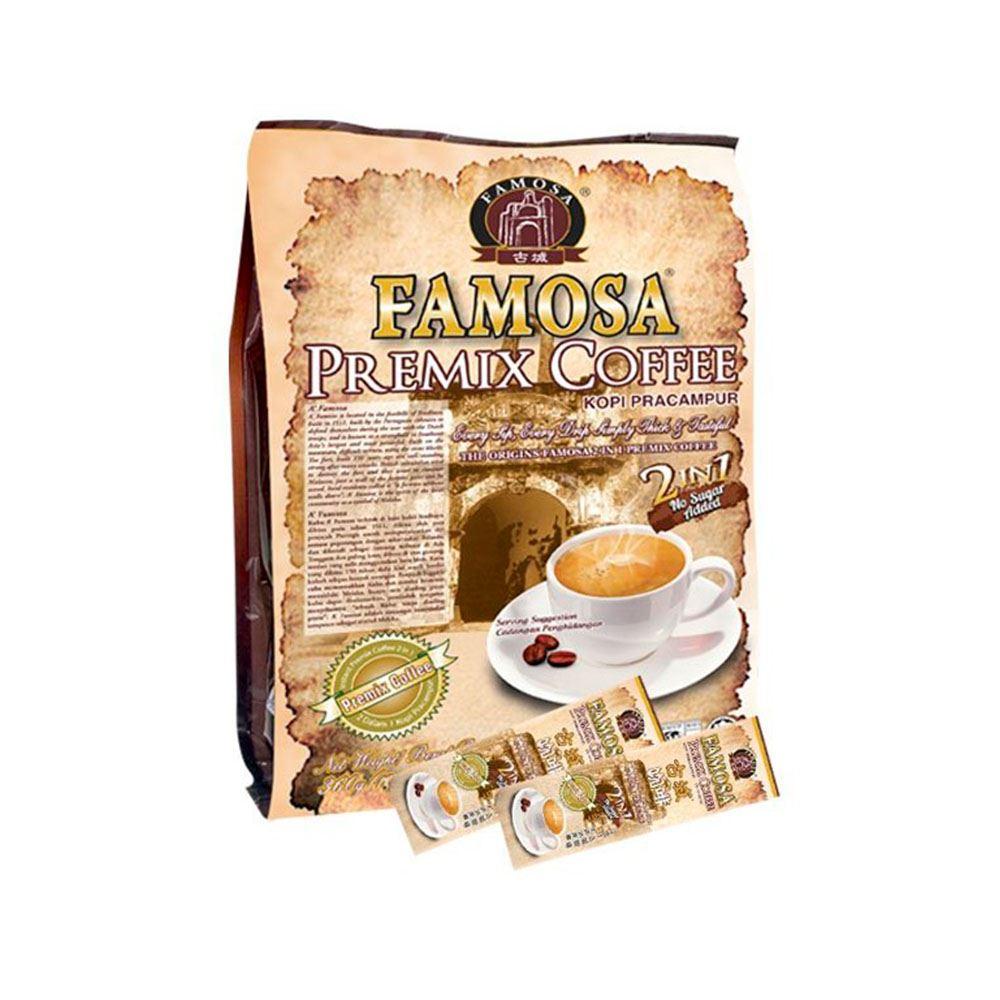 Famosa Premix 2 in 1 Coffee