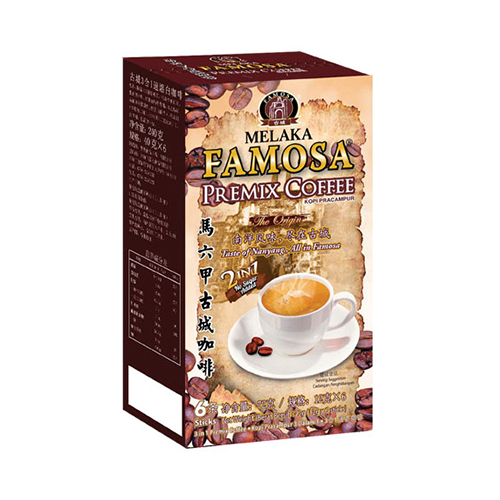 Famosa Premix 2 in 1 Coffee