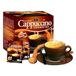 Famosa Cappuccino Tongkat Ali
