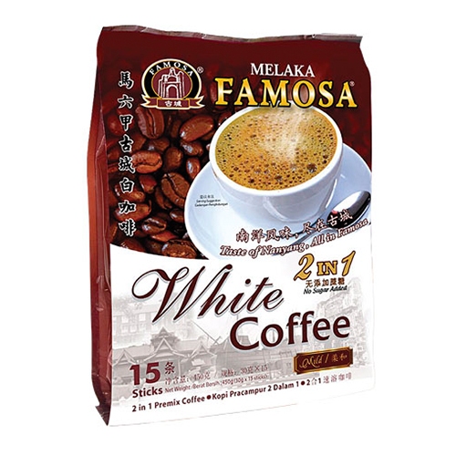 Famosa 2 in 1 White Coffee