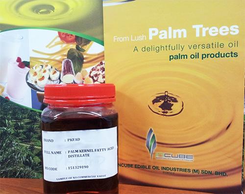 Palm Kernel Fatty Acid Distillate