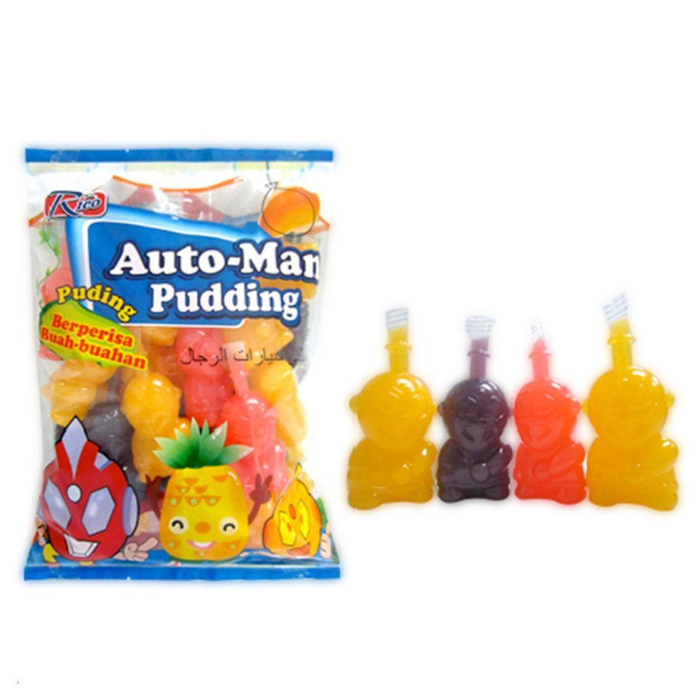 Auto Man Pudding
