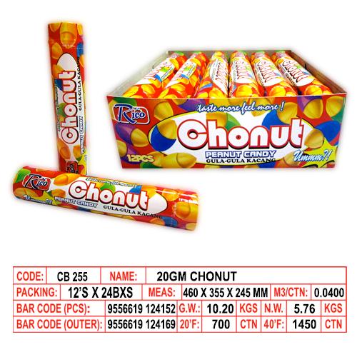 20gm Chonut