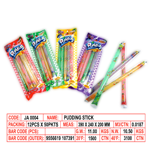 Pudding Stick