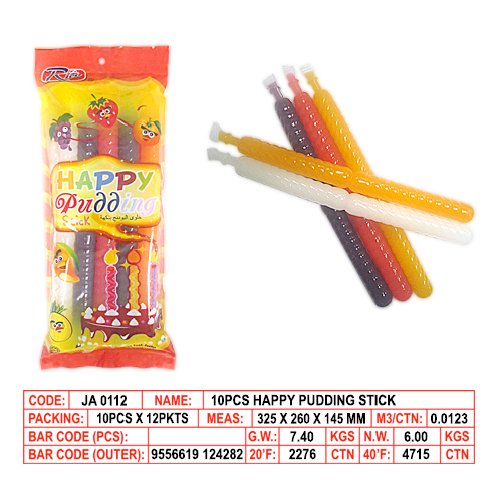Happy Pudding Stick