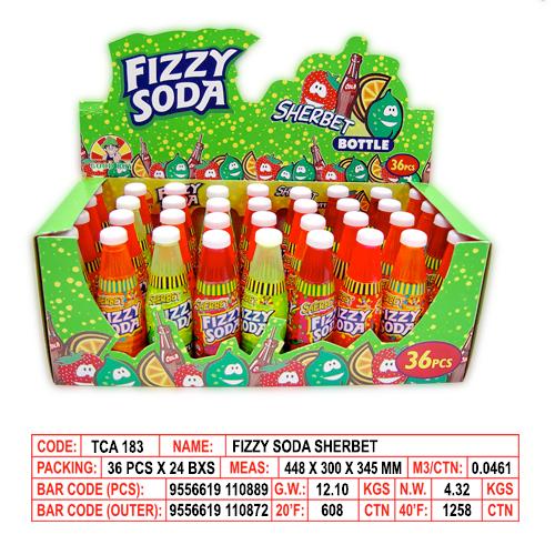 Fizzy Soda Sherbet