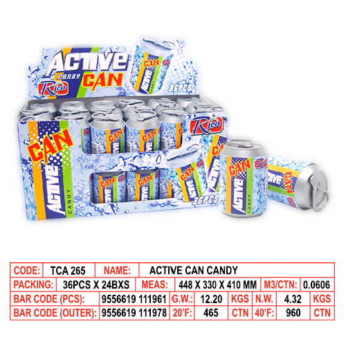 Active Can Candy
