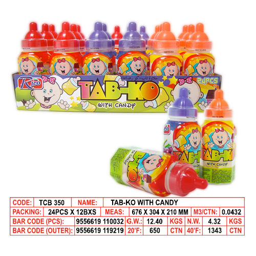 Tab-ko with Candy