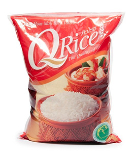 Q Rice- Thai Hom Mali Rice