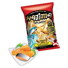Hajima Crispy Salmon Skin - Original