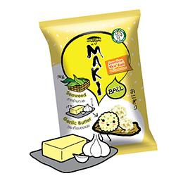 Maki Jasmine Rice Ball - Garlic Butter