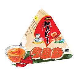 Maki Jasmine Rice Crackers - Thai Sweet Chili